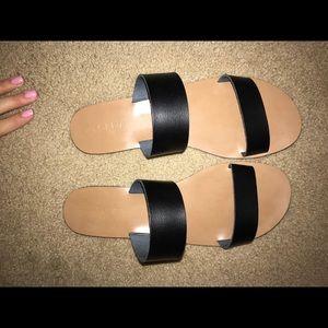 Jcrew Double Strap Sandal